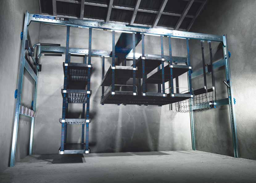Nos produits lodus ama ile de france professionnel for Lodus rangement garage